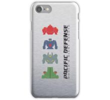 Pacific Defense IPhone iPhone Case/Skin