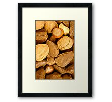 Mixed Nuts - Vertical Framed Print