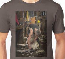 Shearing Unisex T-Shirt