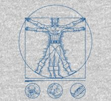 Captain-vitruvian by Saintsecond