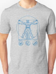 Captain-vitruvian T-Shirt