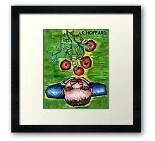 The Giving Tree Framed Print