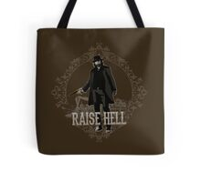 Raise Hell on Union Pacific Tote Bag
