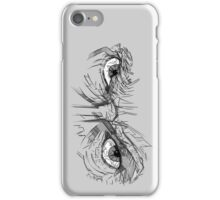 Doctor Who - Peter Capaldi Eyes - No Sir, All 13 iPhone Case/Skin