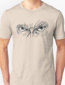 Doctor Who - Peter Capaldi Eyes - No Sir, All 13 T-Shirt