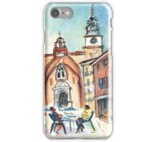 Perpignan 03 iPhone Case/Skin