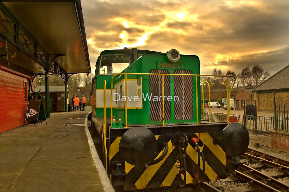 Old Diesel 2 by Dave Warren