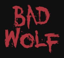 Badwolf by dphoenix
