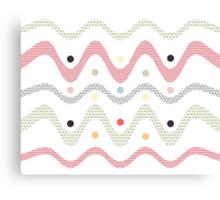 Patternwork XVI Canvas Print