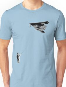 Stealth (There is a difference between childs play and playing childishly) Unisex T-Shirt