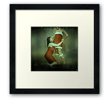 make-believe Framed Print