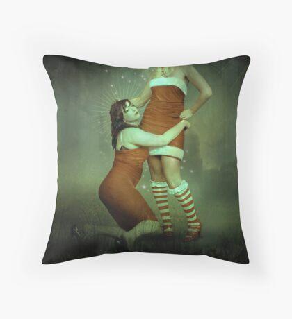make-believe Throw Pillow