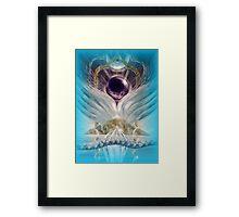 Atlantis Rising Framed Print