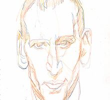 Christopher Eccleston colourful by hermitsrme