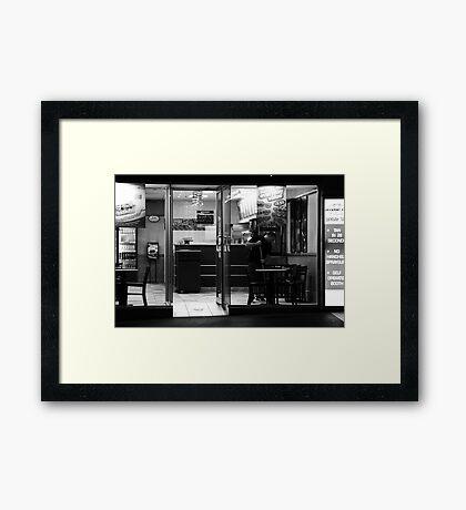 Urban Landscape #3  Framed Print