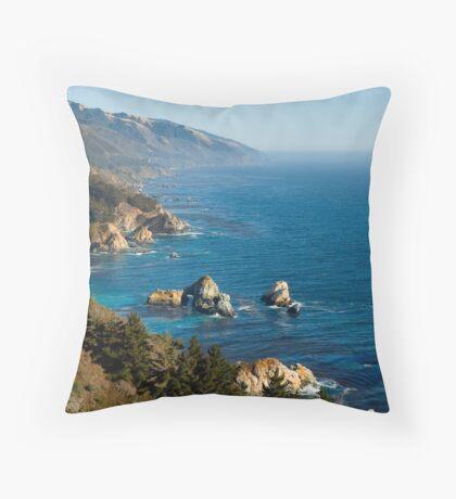 Ragged Point Throw Pillow