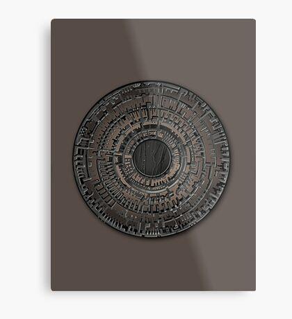 The Pandorica Metal Print