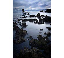 Rainbow Rocks Photographic Print