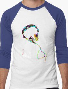 HEARME Empower Men's Baseball ¾ T-Shirt