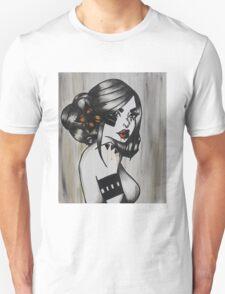 Love Feels Like War Unisex T-Shirt