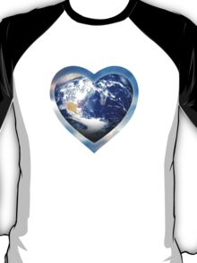 for the love of earth T-Shirt