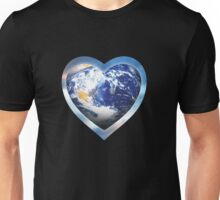 for the love of earth Unisex T-Shirt