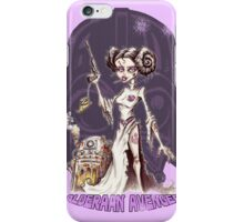 Alderaan Avenger iPhone Case/Skin