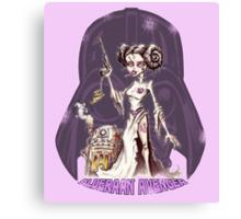 Alderaan Avenger Canvas Print