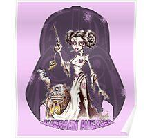 Alderaan Avenger Poster