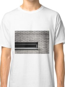 The window Classic T-Shirt