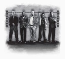 Breaking Bad/ The Usual Suspects (BW) T-Shirt