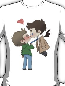 Destiel Kiss T-Shirt