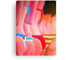 Summer ...bring it on ~~ Canvas Print