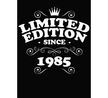 Limited edition since 1985 Photographic Print