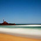 Stockton Wreck by Matt  Lauder
