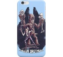 Falcon Brothers iPhone Case/Skin