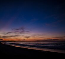 Malibu Mornings. by Austen Risolvato