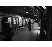 Baker Street Tube Station Photographic Print