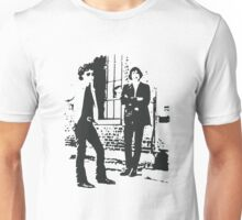 The Velvet Underground with gas Unisex T-Shirt
