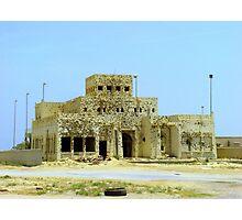 Failaka Island, Kuwait Photographic Print