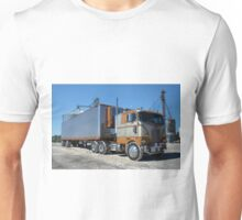 1975 Peterbilt Cab Over Semi Truck Unisex T-Shirt