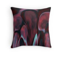 Abstract 1130 Throw Pillow