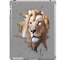 lions big cats iPad Case/Skin