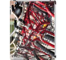 Bowery Bikes iPad Case/Skin