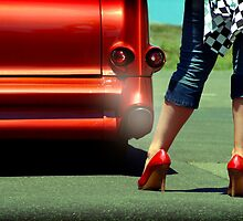 Start Your Engines... by Helen McLean