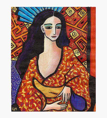gondwana geisha Photographic Print