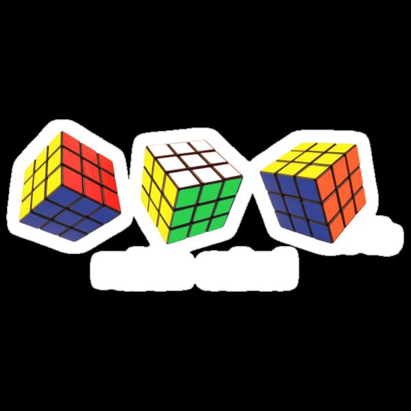 rubix cubed by Diane