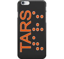TARS Logo iPhone Case/Skin