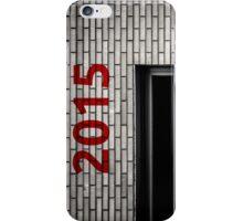 2015 brick work iPhone Case/Skin