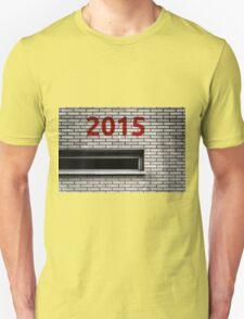 2015 brick work T-Shirt